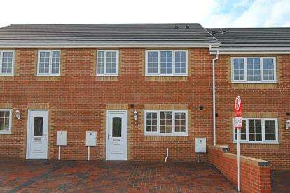 3 Bedrooms Town House for sale in Badger Court, Cherry Tree Drive