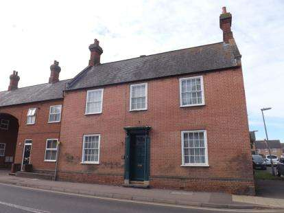 2 Bedrooms End Of Terrace House for sale in Shortmead Street, Biggleswade, Bedfordshire