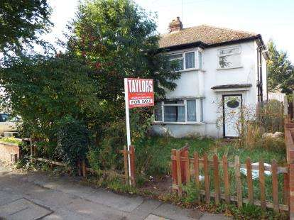 3 Bedrooms Semi Detached House for sale in Sundon Park Road, Sundon Park, Luton, Bedfordshire