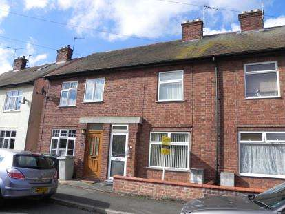 2 Bedrooms Terraced House for sale in Kings Road, Oakham, Rutland, Leicestershire