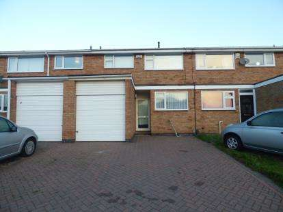 3 Bedrooms Terraced House for sale in Bredon Avenue, Binley, Coventry, West Midlands