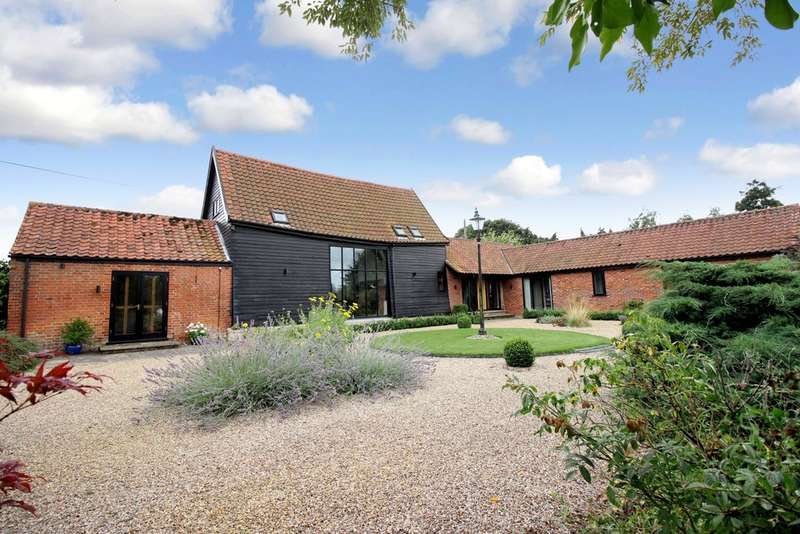 5 Bedrooms Unique Property for sale in Mundham Road, Loddon