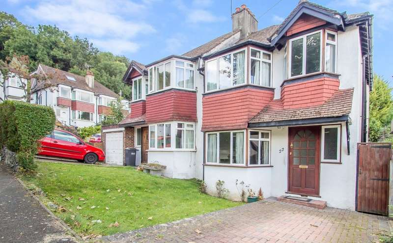 3 Bedrooms Semi Detached House for sale in KENLEY