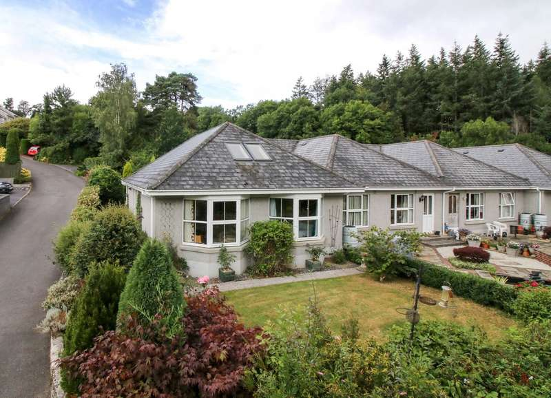 4 Bedrooms Terraced Bungalow for sale in Stokelake, Chudleigh