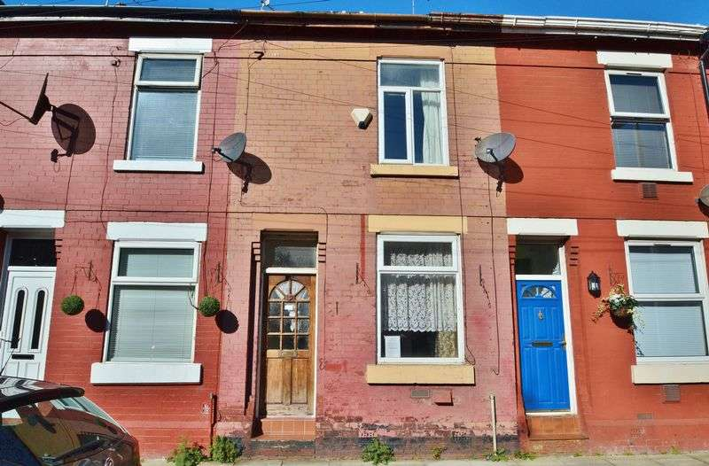 2 Bedrooms Terraced House for sale in Thornfield Street, Salford