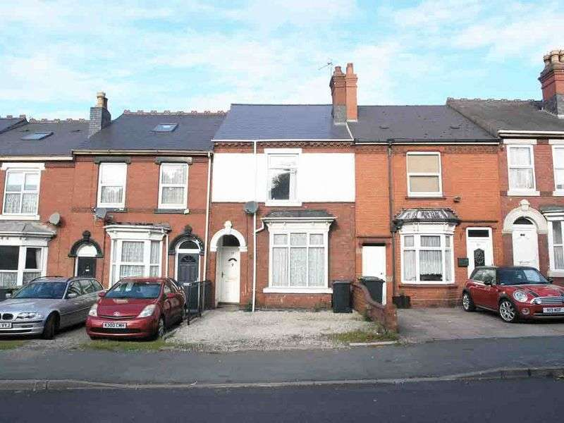 3 Bedrooms Terraced House for sale in BRIERLEY HILL, Quarry Bank, Thorns Road