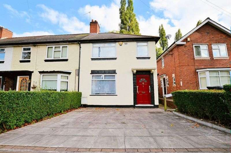 3 Bedrooms Terraced House for sale in Dorothy Road, Smethwick
