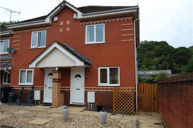 2 Bedrooms End Of Terrace House for sale in Riverside Steps, St. Annes Park, BRISTOL, BS4 4RH