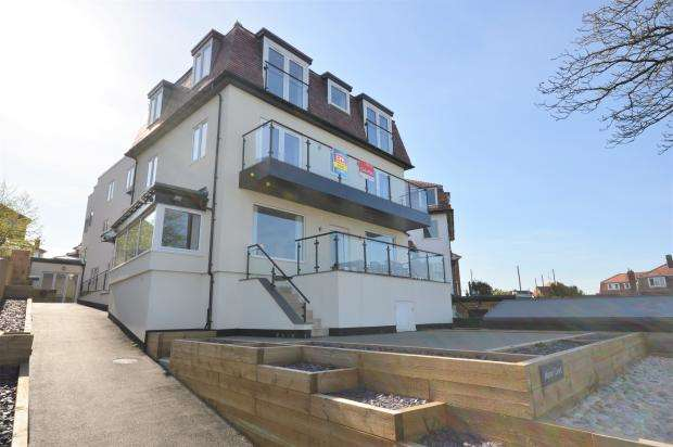 2 Bedrooms Apartment Flat for sale in Weydale Avenue, Scarborough, North Yorkshire, YO12 6BA