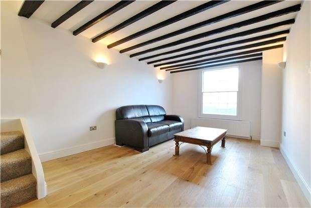 2 Bedrooms Maisonette Flat for sale in St Johns Road, TN4 9TT