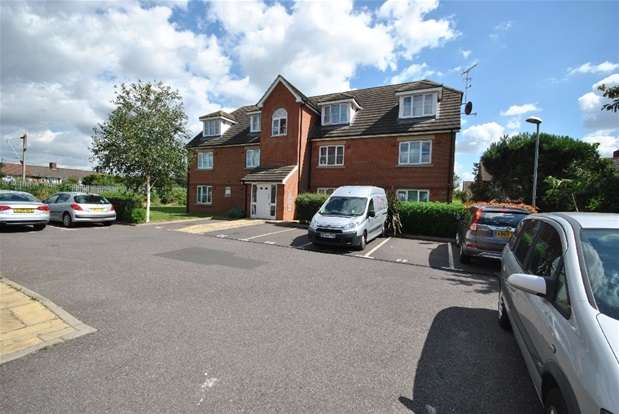 2 Bedrooms Flat for sale in Tallow Close, Dagenham