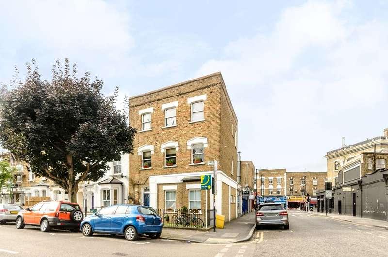 2 Bedrooms Flat for sale in Mountgrove Road, Islington, N5