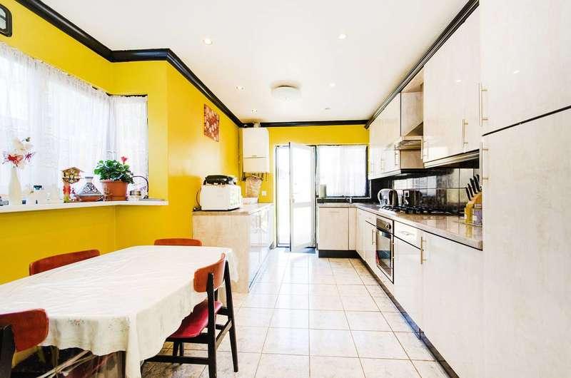4 Bedrooms Terraced House for sale in Locket Road, Wealdstone, HA3