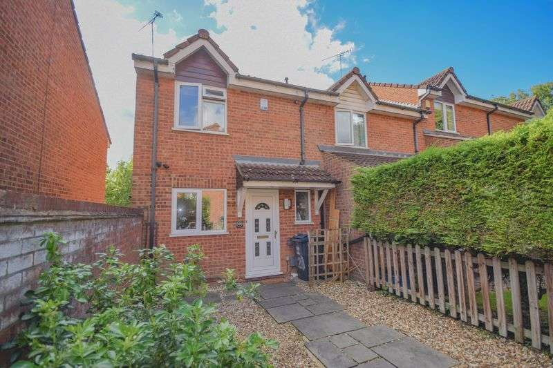 3 Bedrooms Terraced House for sale in The Hyde, Ware