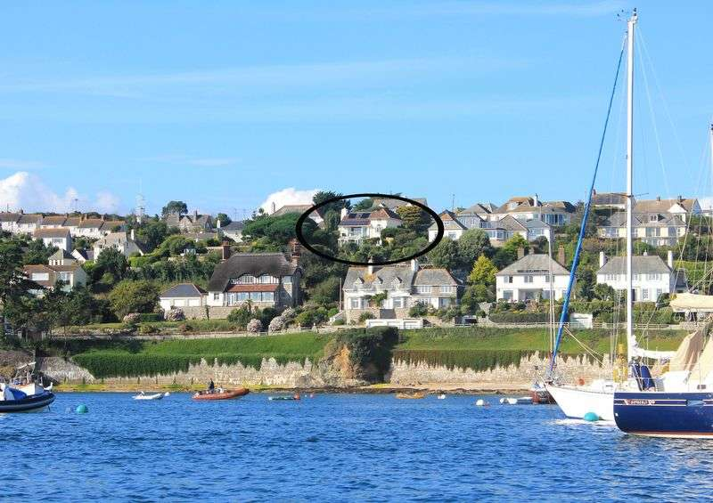 4 Bedrooms Detached House for sale in Pedn-Moran, St Mawes