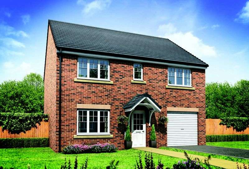 5 Bedrooms Detached House for sale in Plot 7 The Strand, Middlewich Road, Crewe, CW4