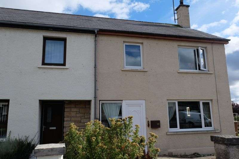 3 Bedrooms Semi Detached House for sale in Cairngorm Avenue, grantown on spey