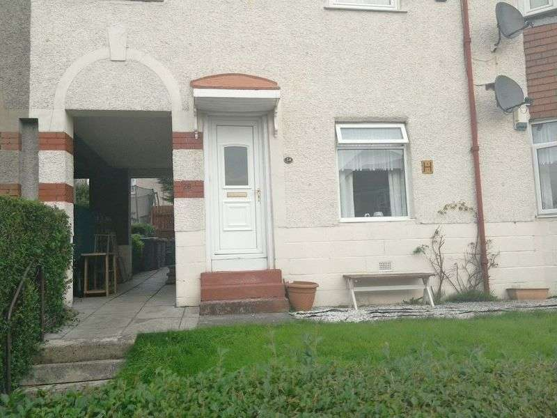 2 Bedrooms Flat for sale in Burnfoot Drive, Glasgow