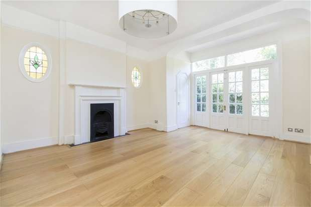 5 Bedrooms Semi Detached House for sale in Broxholm Road, West Norwood