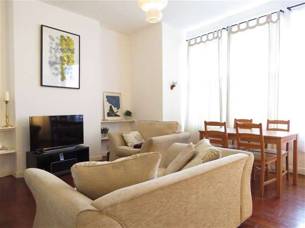 1 Bedroom Flat for sale in Champion Crescent, Sydenham `