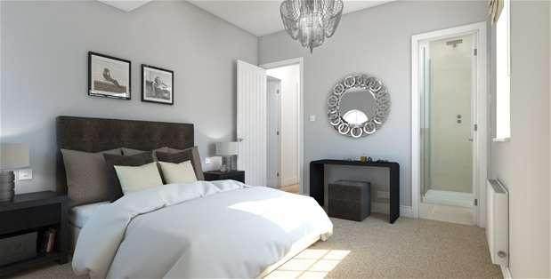 2 Bedrooms Flat for sale in Semley Road, Norbury