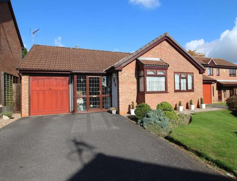3 Bedrooms Detached Bungalow for sale in Harewood Close, Sandiacre, Nottingham, NG10