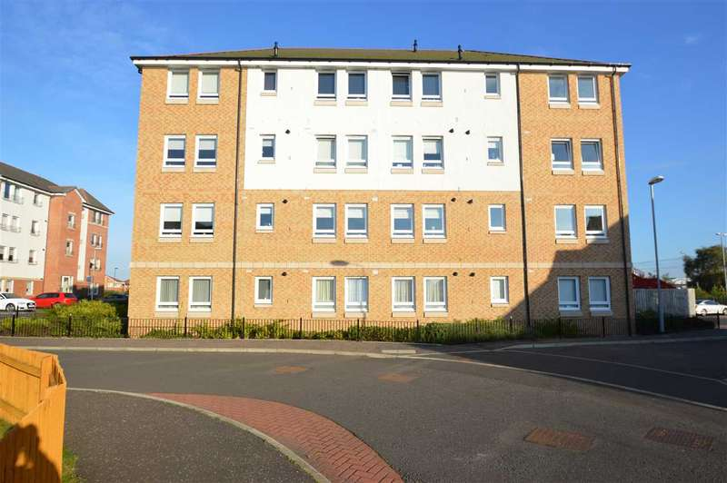 1 Bedroom Apartment Flat for sale in John Muir Way, Motherwell