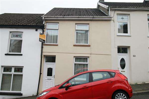 3 Bedrooms Terraced House for sale in Charles Street, Tonypandy