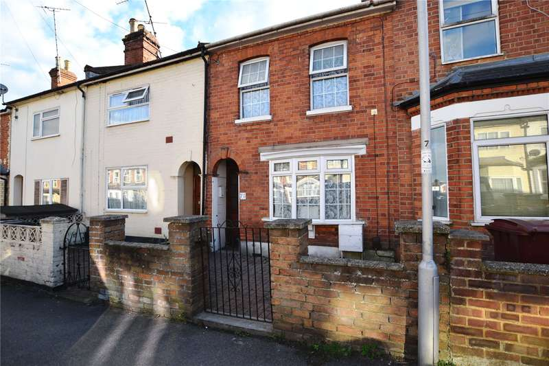 3 Bedrooms Terraced House for sale in Sherwood Street, Reading, Berkshire, RG30