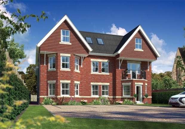 2 Bedrooms Flat for sale in 54 Longfleet Road, POOLE, Dorset