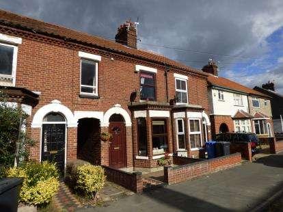 2 Bedrooms Terraced House for sale in Norwich, Norfolk