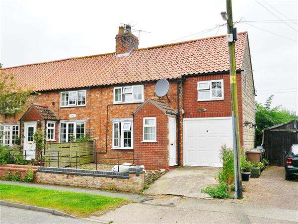 3 Bedrooms End Of Terrace House for sale in Marsh Cottages, Sleaford