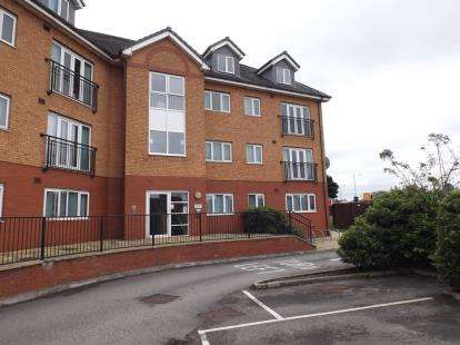 2 Bedrooms Flat for sale in Taylforth Close, Walton, Liverpool, Merseyside, L9