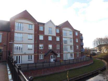 Flat for sale in Riverside Mews, Espleys Yard, Stafford, Staffordshire