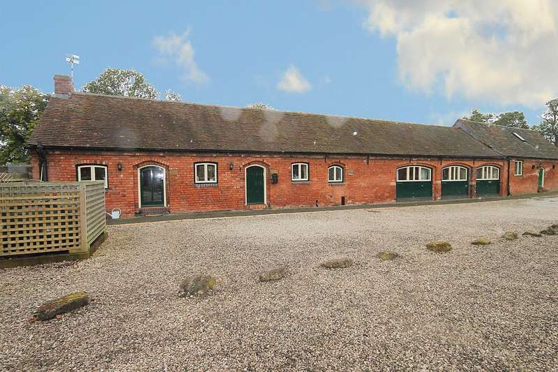 3 Bedrooms Unique Property for sale in The Forge, Wigginton, B79 9LH