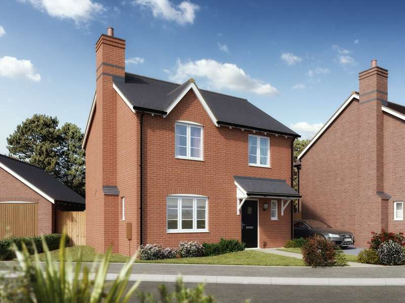 3 Bedrooms Detached House for sale in Plot 2 Pathways, Gaydon