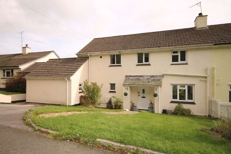 5 Bedrooms Detached House for sale in 2 Leigh Close, Bittaford, Ivybridge