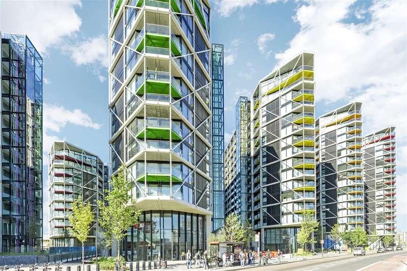 3 Bedrooms Flat for sale in 5 Riverlight Quay, Nine Elms, London SW8