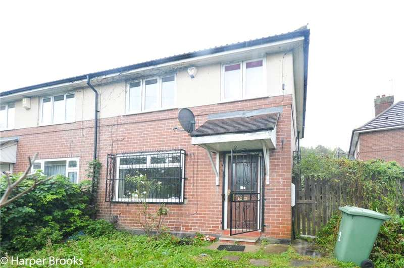 3 Bedrooms Semi Detached House for sale in Greenview Close, Leeds, West Yorkshire, LS9