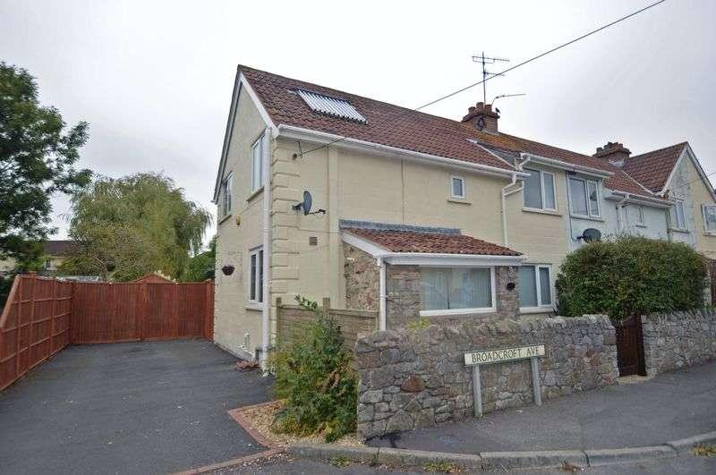3 Bedrooms House for sale in Broadcroft Avenue, Claverham
