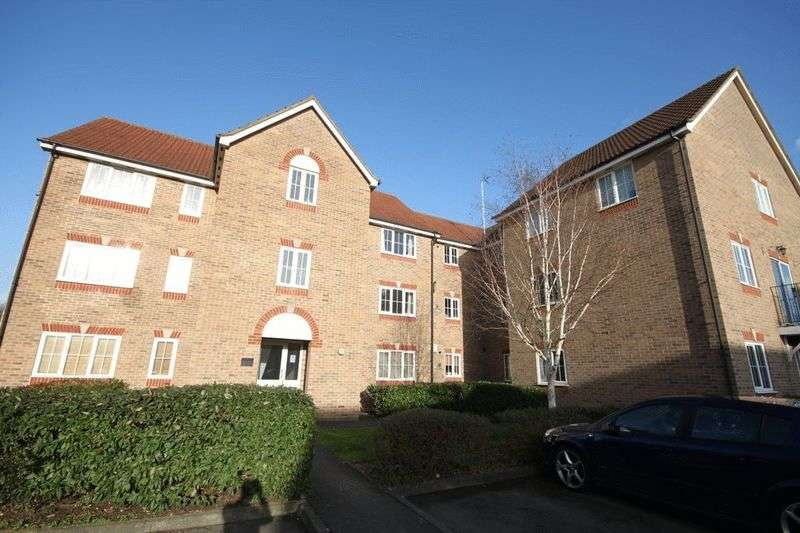 1 Bedroom Flat for sale in Osprey Court, Waltham Abbey