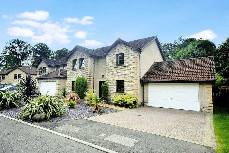 5 Bedrooms Detached House for sale in Jennie Lee Lane, Glenrothes