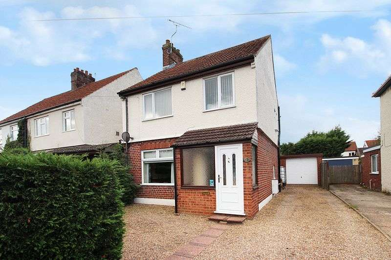 4 Bedrooms Detached House for sale in Eversley Road, Hellesdon