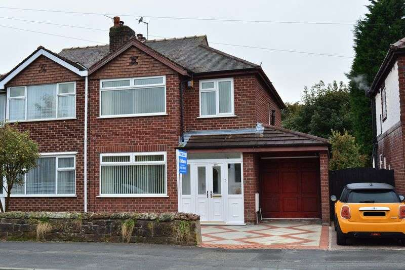 3 Bedrooms Semi Detached House for sale in Thelwall New Road, Grappenhall, Warrington