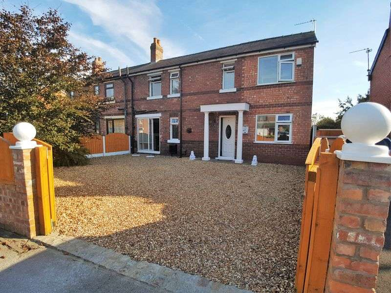 3 Bedrooms Semi Detached House for sale in Mere Ave, Burscough, Ormskirk