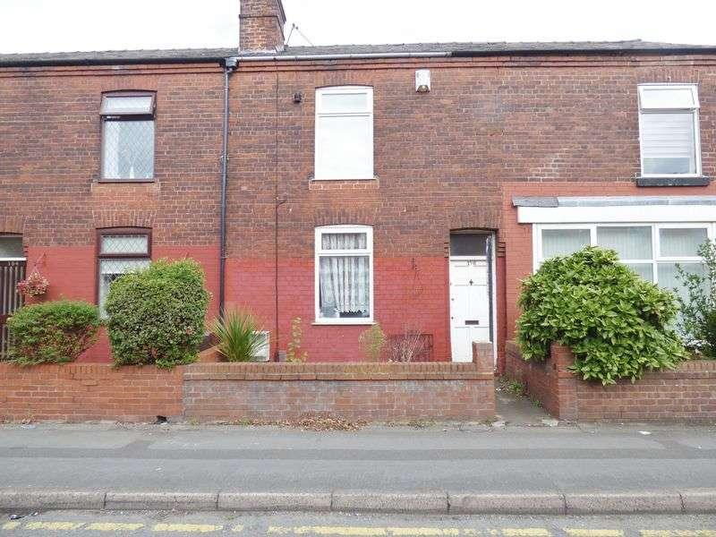 2 Bedrooms Terraced House for sale in Longford Street, Warrington