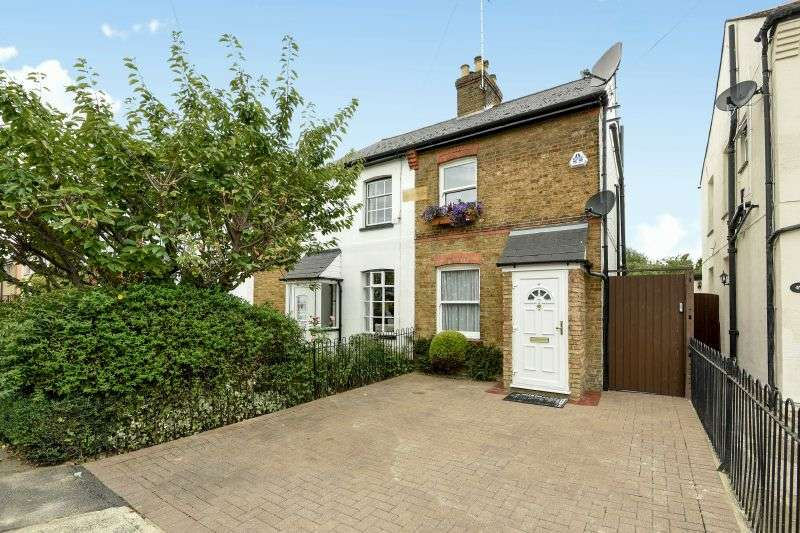 2 Bedrooms Semi Detached House for sale in High Street, Northwood