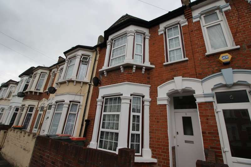 3 Bedrooms Property for sale in Campbell Road, London, E6