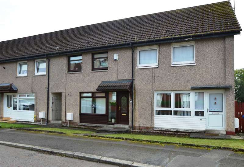 2 Bedrooms Terraced House for sale in Fairholm St, Larkhall