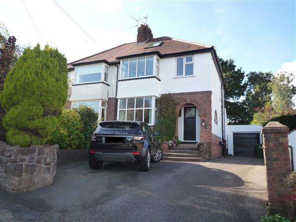 4 Bedrooms House for sale in Goedwig, Rhiwbina, Cardiff